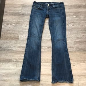 American Eagle stretch jeans size 2 reg